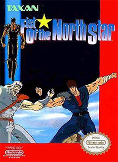 <i>Fist of the North Star</i> (NES video game)