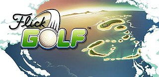 <i>Flick Golf!</i> 2010 video game