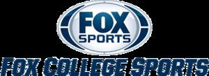 Fox College Sports - Image: Fox Sports College