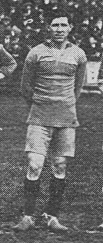 Fred Keenor - Image: Fred Keenor, Brentford FC footballer, 1919