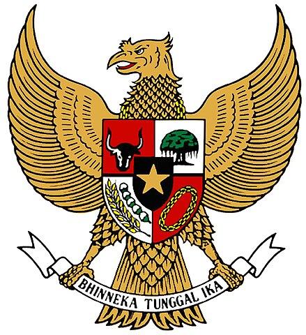 Logo Garuda Kartun