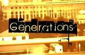 Generations (South African TV series) - Old title card