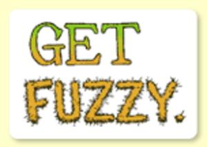 Get Fuzzy - Image: Get Fuzzy Logo
