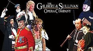 National Gilbert & Sullivan Opera Company - Image: Gilbert & Sullivan Opera Company