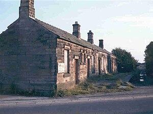 Grimsargh railway station - Image: Grim 002