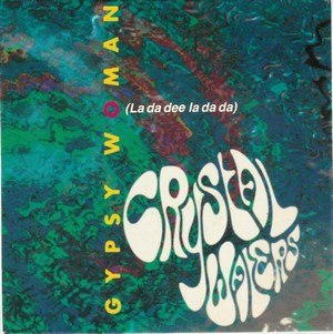 Gypsy Woman (Crystal Waters song) - Image: Gypsy Woman (She's Homeless) (Crystal Waters single cover art)