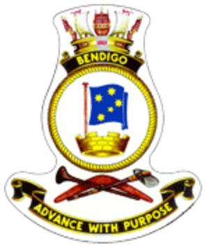 HMAS Bendigo (J187)