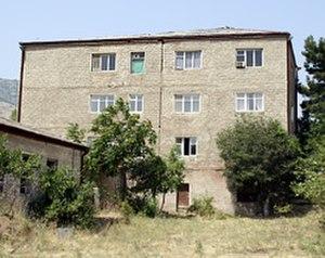 Hadrut Region - The Hadrut Regional Hospital