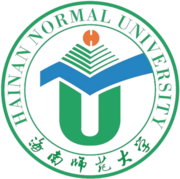 Hainan Normal University logo.png