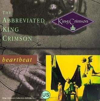 Heartbeat: The Abbreviated King Crimson - Image: Heartbeat The Abbreviated King Crimson