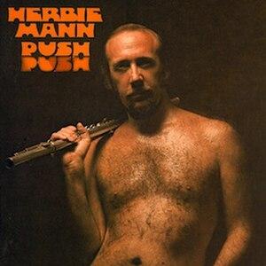 Push Push (album) - Image: Herbie Mann Push Push album