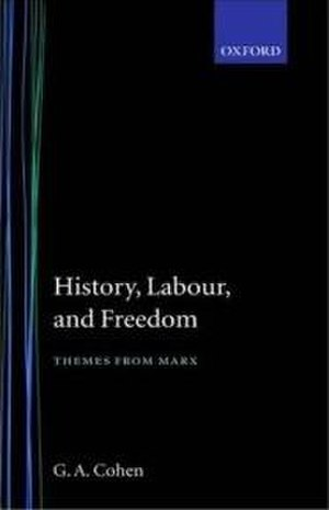 History, Labour, and Freedom - Cover