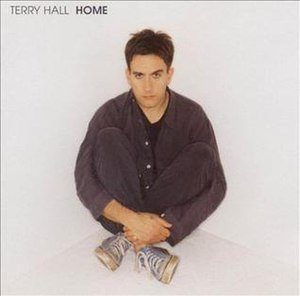 Home (Terry Hall album) - Image: Home Terry Hall Front Cover