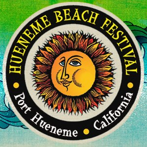 Port Hueneme, California - Hueneme Beach Festival logo