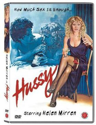 Hussy - Hussy DVD cover