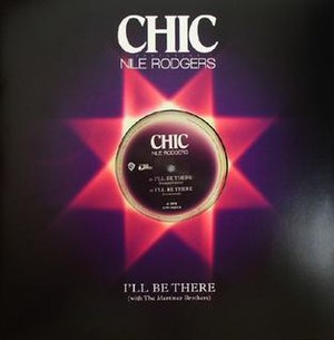 I'll Be There (Chic song) - Image: I'll Be There (Chic song)