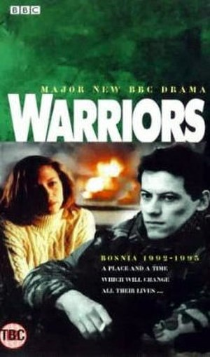 Warriors (1999 TV series) - VHS cover