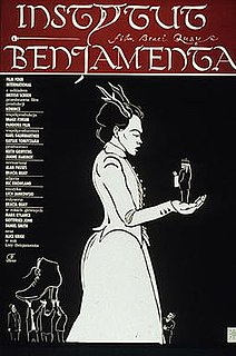 <i>Institute Benjamenta</i> 1996 German film directed by Stephen QuayTimothy Quay