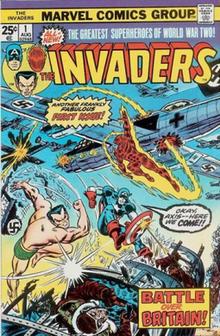 Invaders Classic Vol. 2 (Trade Paperback) | Comic Books | Comics ...