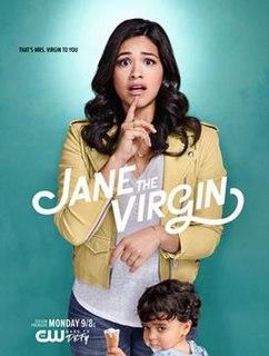 <i>Jane the Virgin</i> (season 3) Season of television series