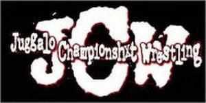 Juggalo Championship Wrestling - An early logo advertising the company as Juggalo Championshxt Wrestling
