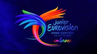 Junior Eurovision Song Contest 2016 - Image: Junior Eurovision Song Contest 2016 logo