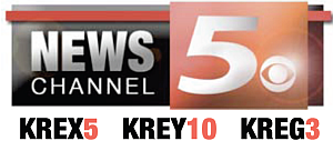 KREX-TV - KREX old logo until August 2009
