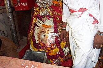 Kalka Mandir, Delhi - Image: Kalkaji shrine