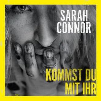 Sarah Connor - Kommst du mit ihr (studio acapella)