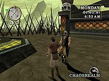 mortal kombat deception psp iso download
