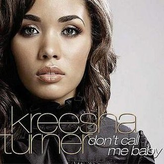 Kreesha Turner — Don't Call Me Baby (studio acapella)