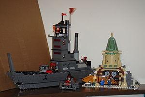 Lego Avatar: The Last Airbender - Image: LEGO Avatar