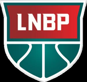 Liga Nacional de Baloncesto Profesional - Image: LNBP Logo Oficial