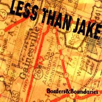 Borders & Boundaries - Image: LTJ Borders boundaries