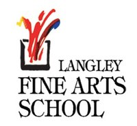 Langley Fine Arts School logo.jpg