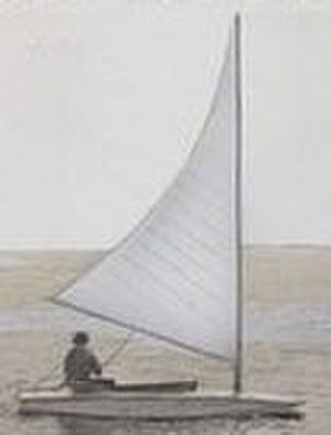 Sailing at the 1900 Summer Olympics - Image: Lark 6