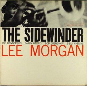 The Sidewinder - Image: Lee Morgan The Sidewinder (album cover)