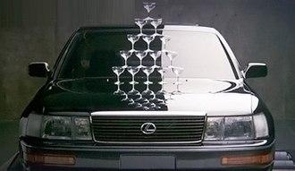Lexus - Image: Lexus Balance ad