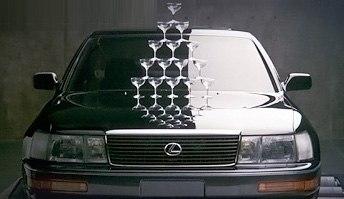 Lexus Balance ad