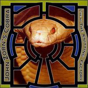John Zorn's Cobra: Live at the Knitting Factory - Image: Live at the Knitting Factory