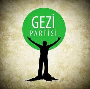 Gezi Party - Image: Logo Of Gezi Party