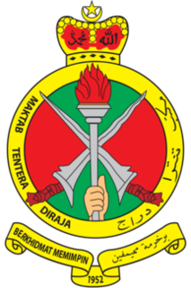 Royal Military College (Malaysia) all-boys military school established to train young Malaysians for service in the Malaysian Armed Forces