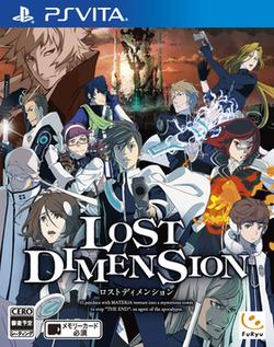 Lost Dimension - Wikipedia