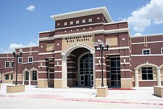 McKinney, Texas - McKinney Boyd High School
