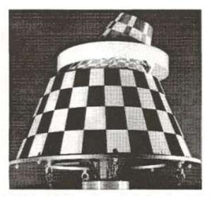 Missile Defense Alarm System - Image: MIDAS infrared sensor