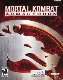 Mortal Kombat Armageddon Wikipedia