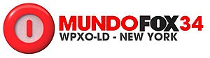 WPXO-LD - Logo as MundoFox