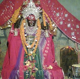Chandabali - Image: Maa Patana Mangala Bhadrak K.C.Nayak(NALU)