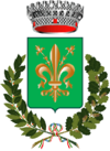 Coat of arms of Marciano della Chiana