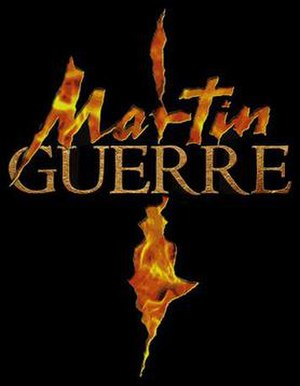 Martin Guerre (musical) - Revised production logo